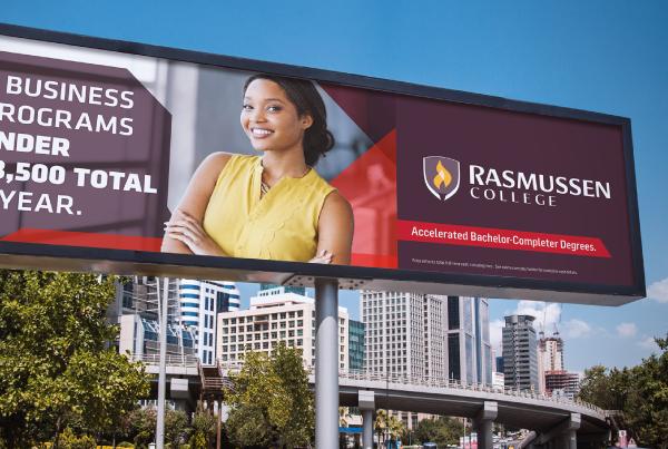 Rasmussen College Campaign