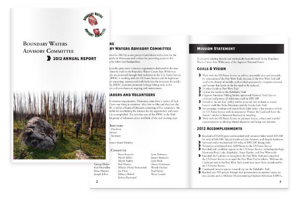 Bwac Annual Report