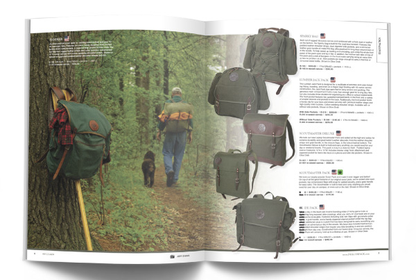 Duluth Pack Catalog