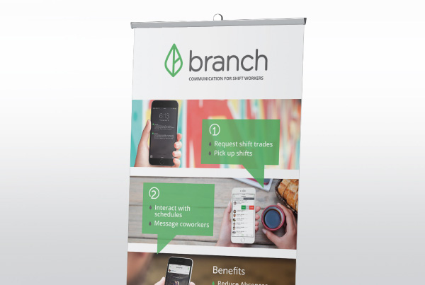 Branch Pop-Up Banner