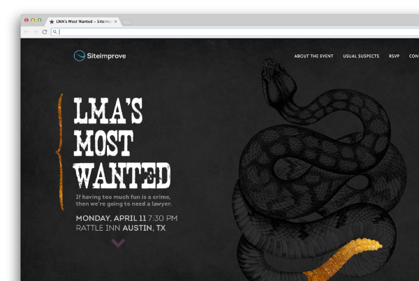L.M.A.'s Most Wanted Website
